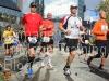 Auf der Strecke BMW Frankfurt Marathon