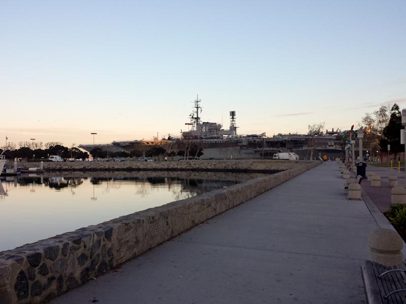 San Diego Trainings-Snapshot 07 - USS Midway