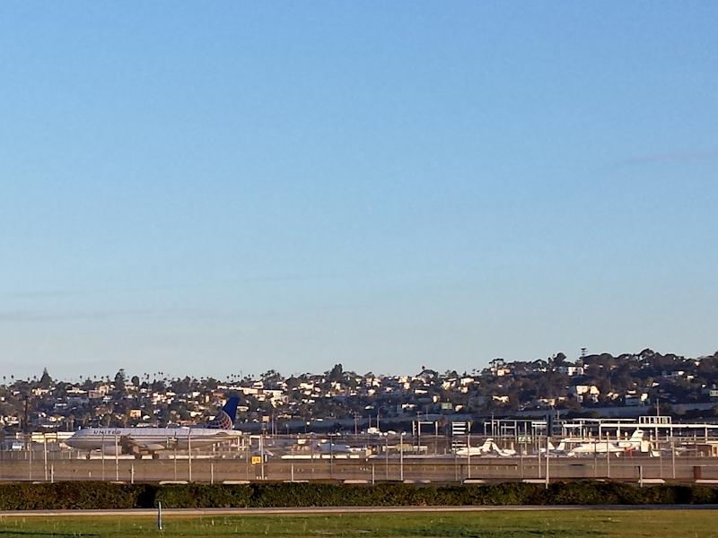 San Diego Trainings-Snapshot 11 - Airport