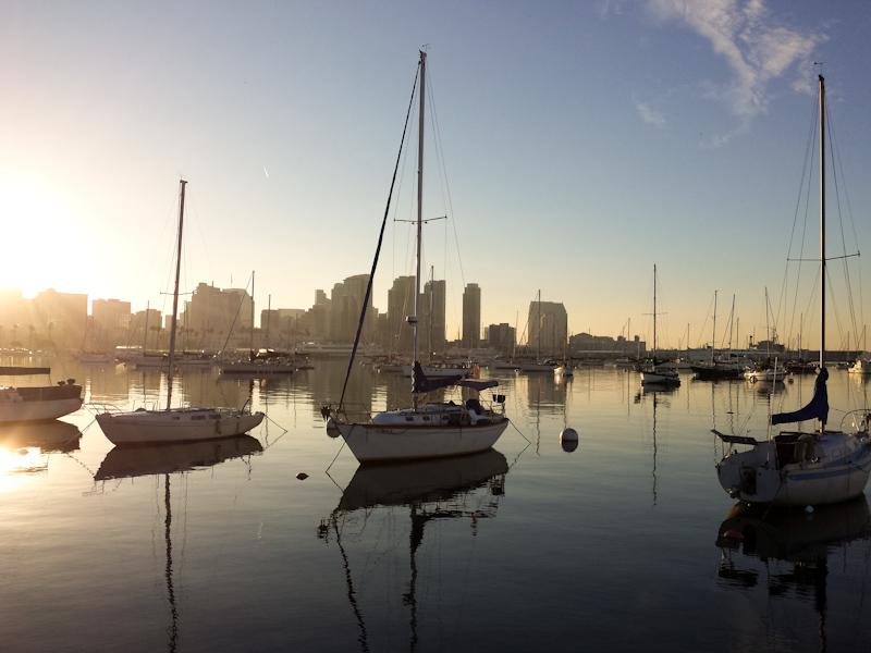 San Diego Trainings-Snapshot 12 - Yachten