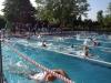 Erster Lauf - Schwimmen