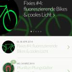 Design für mobile Endgeräte